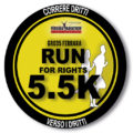 RUN for RIGHTS 5.5K • 28 August 2016