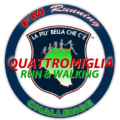 QUATTROMIGLIA • Run & Walking • Are Now Open REGISTRATION ONLINE!
