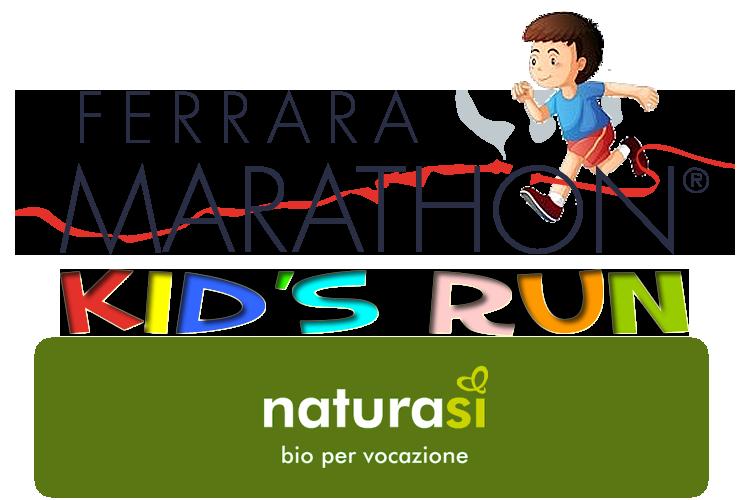 Ferrara Marathon Kid's Run Natura Sì